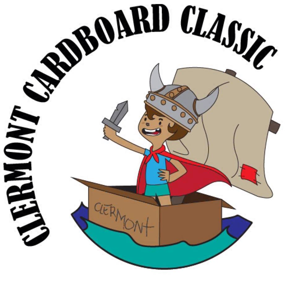 "Build A Boat And Participate In The Lake County Rowing Association's First ""Clermont Cardboard Classic"" August 4, 2018"
